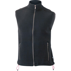 Ivanhoe of Sweden Assar Vest Men black